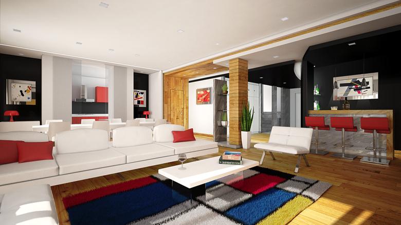Ristrutturazioni roma for Interior designer a roma