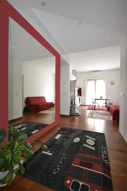Via caulonia piazza zama appio latino roma - Interior design roma ...