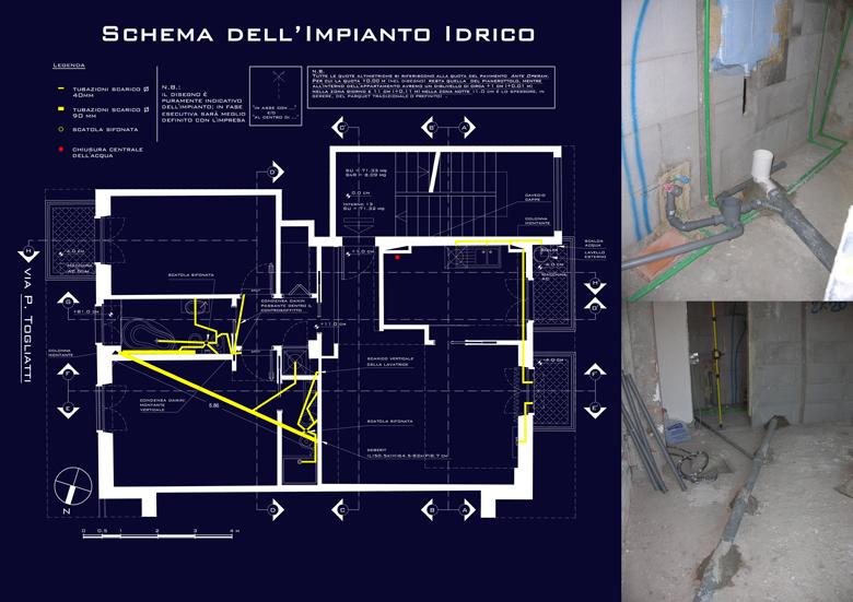Via p togliatti don bosco roma impianto idrico - Offerte lavoro interior designer roma ...