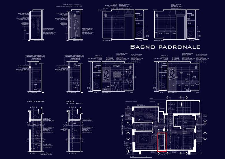 Via p togliatti don bosco roma bagno camera - Offerte lavoro interior designer roma ...