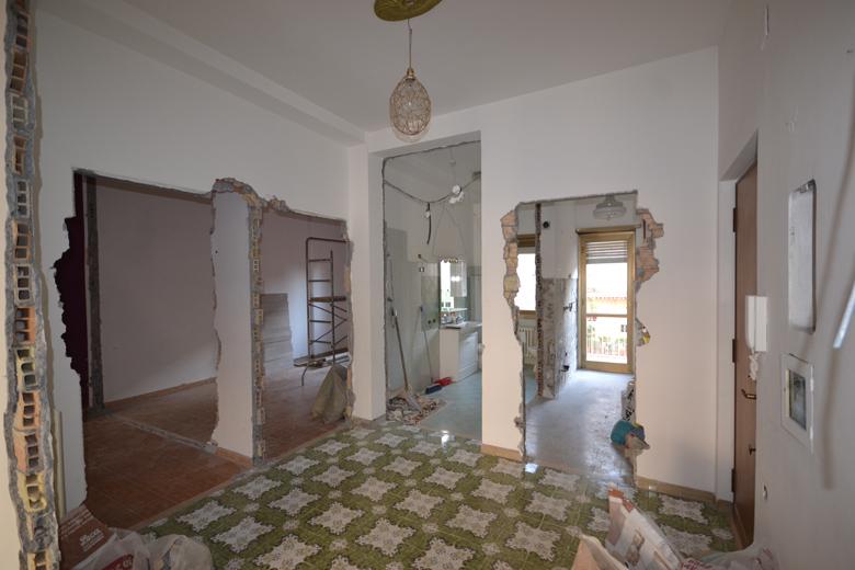 Ristrutturazione di un appartamento for Ristrutturare un appartamento